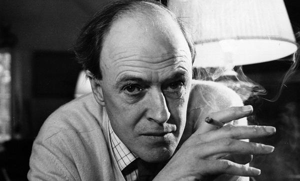 El genio de origen noruego Roald Dahl