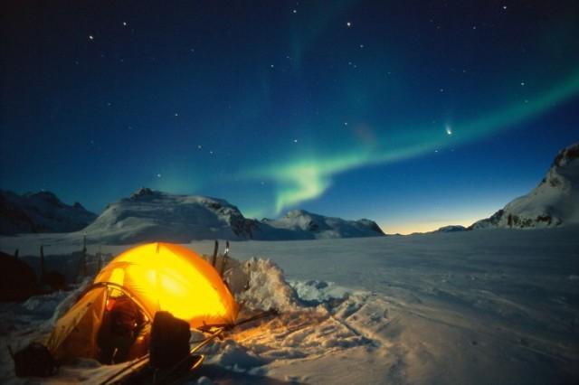 Groenlandia -Hemisferio Boreal
