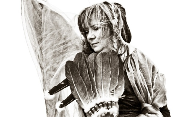 Mari Boine, en una foto de Terje Krogh