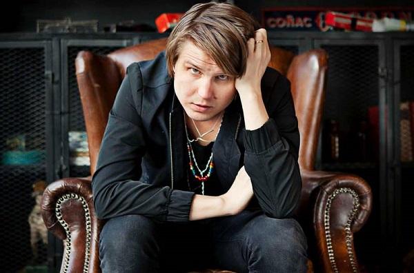 El cantante y compositor Markus Krunegård