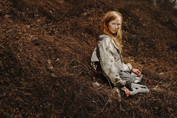 Sofia Jannok, retratada por Jesper Frisk