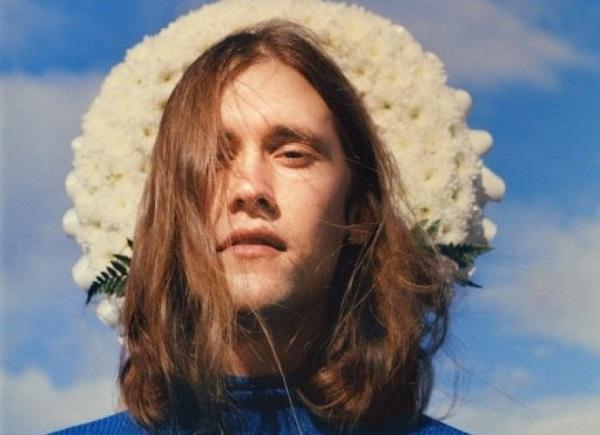 Jaakko Eino Kalevi en una de las fotos de promoción de su EP 'Dreamzone'