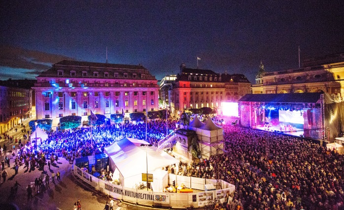Stockholms Kulturfestival -Emma Svensson