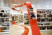 Biblioteca de Hjorring - Hemisferio Boreal
