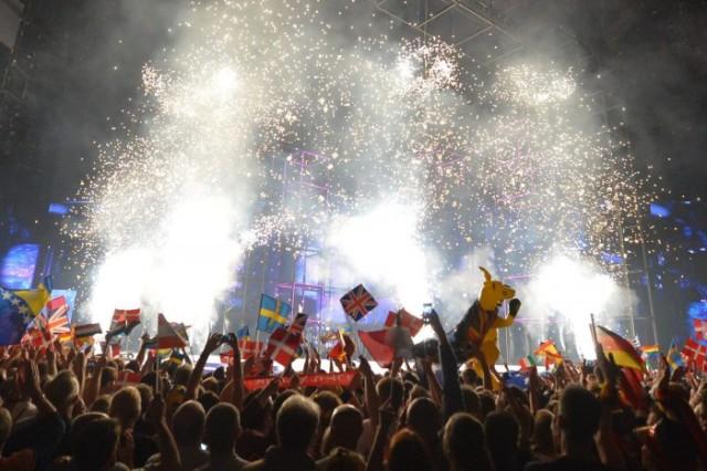 Eurovisión 2014 - Hemisferio Boreal