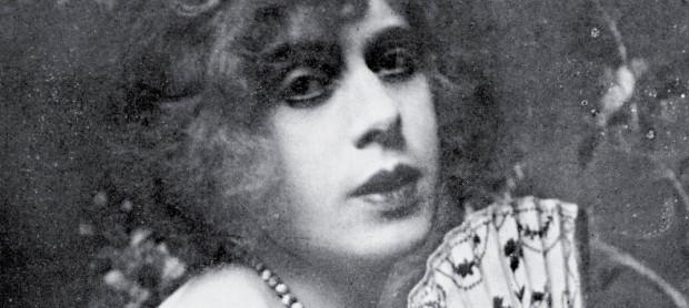 Retrato de Lili Elbe en los años 20.
