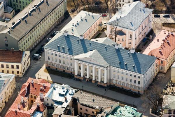 Universidad de Tartu - Hemisferio Boreal