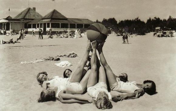 Playa de Parnu - Hemisferio Boreal