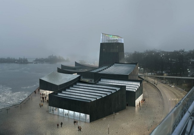 Museo Guggenheim Helsinki - Hemisferio Boreal