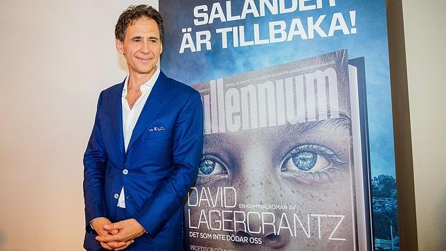 David Lagercrantz - Hemisferio Boreal