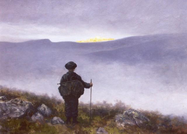 Theodor Kittelsen - Hemisferio Boreal
