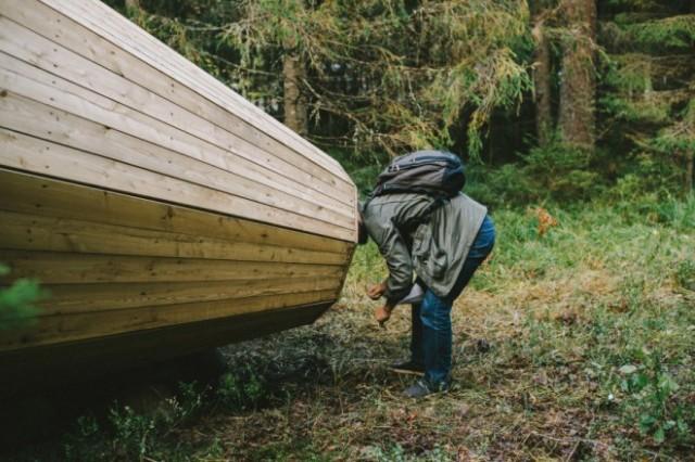 Biblioteca del bosque - Hemisferio Boreal