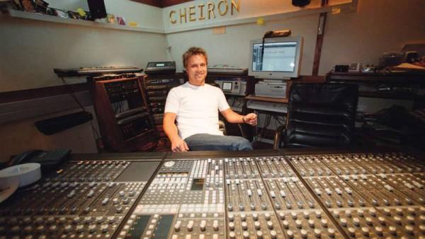 Max Martin en los 90, en los míticos estudios Cheiron, Estocolmo. Foto: Aftonbladet