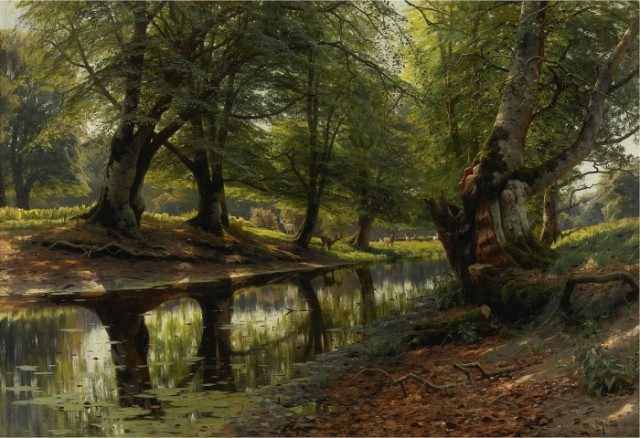 Peder Monsted - Hemisferio Boreal