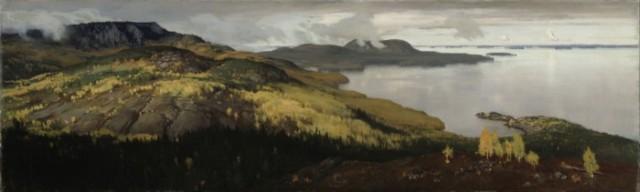 Eero Järnefelt - Hemisferio Boreal