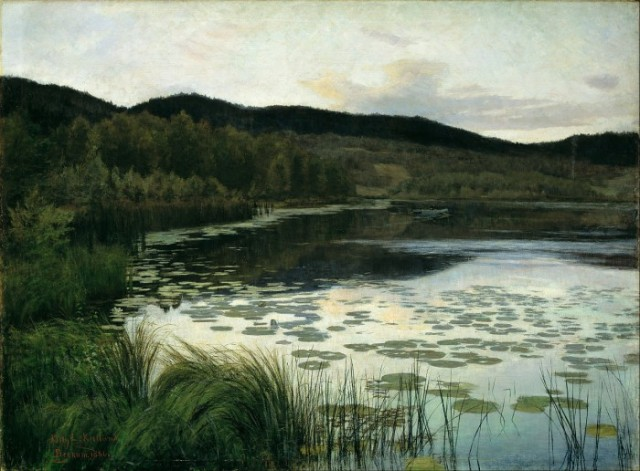 Kitty Kielland - Hemisferio Boreal