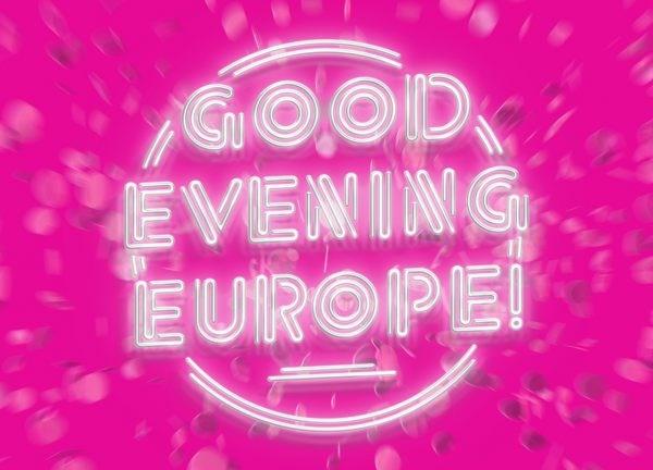 Logo de la exposición conmemorativa de los 60 años de Eurovisión.