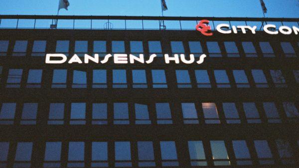 Edificio Dansens Hus. Foto: Visit Stockholm