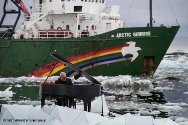 Salvemos el Ártico - Hemisferio Boreal