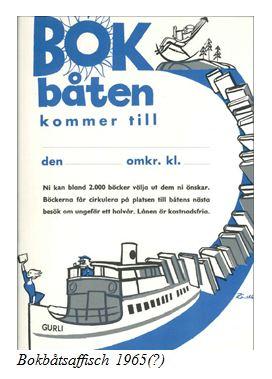 Publicidad de bokbaten, 1965